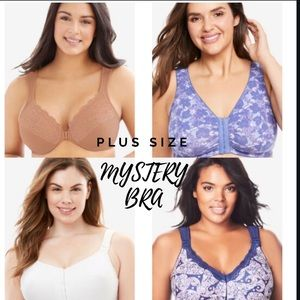 🌊 Pick Your Size Mystery Bra